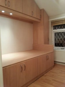 cabinets over cabin bed