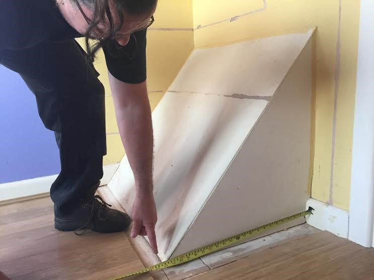 Bed Over Stair Box Google Search: How To Measure A Stairs Bulkhead