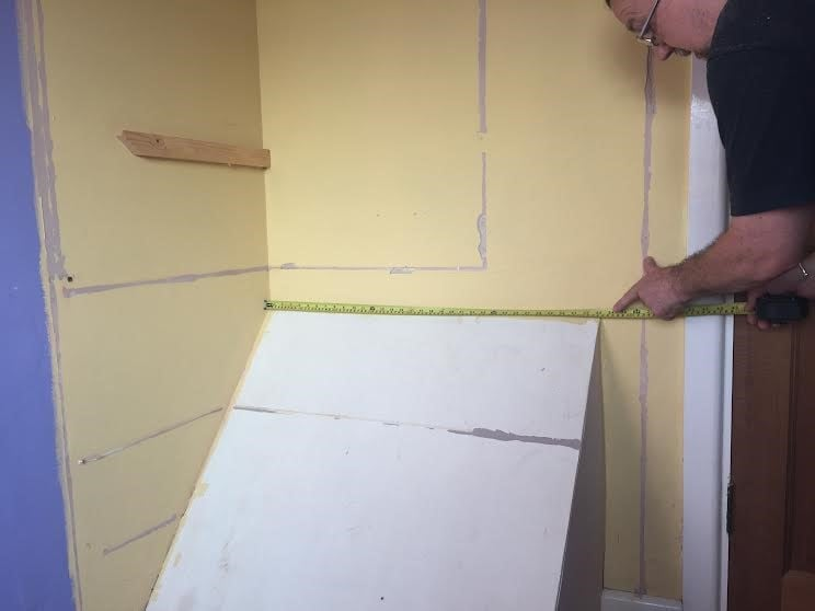Small Box Room Cabin Bed: How To Measure A Stairs Bulkhead