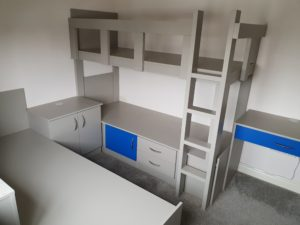 bunkbed single bed